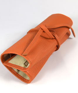 JEWELRY ROLL l ORANGE l 3904