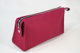 TRIANGLE COSMETIC BAG S l PINK l 3121