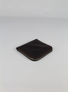MEDIUM ZIPP WALLET l D'BROWN l No. 3359