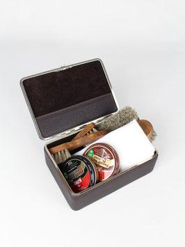 SHOE POLISH BOX l CHERVO D'BROWN l 5970