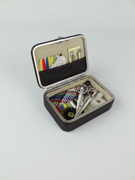 SEWING BOX S l BLACK l 5932