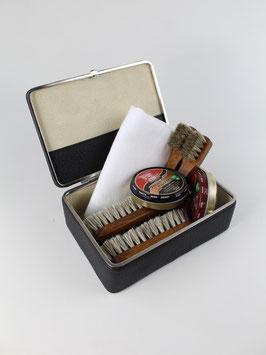 SHOESHINE BOX l CHERVO BLACK l 5970