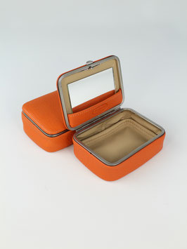 FRAMED CLUTCH S l ORANGE l 3863