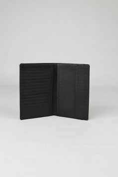 TRAVEL WALLET l BLACK l No. 3090
