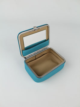 FRAMED CLUTCH S l TURQUOISE l 3863