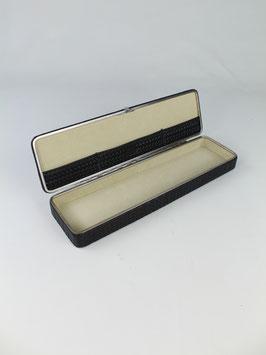 RULER BOX l WOVEN BLACK l 3976