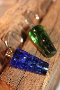 Bunte Kristall Dubbe Schlüsselanhänger