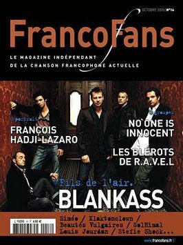 FrancoFans N°16 - octobre 2005
