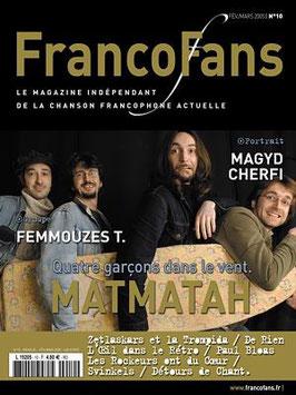 FrancoFans N°10 - fév/mars 2005