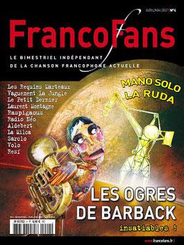 FrancoFans n°04 - avril/mai 2007