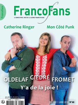 FrancoFans papier n° 68
