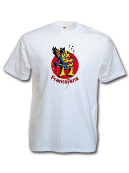 "Tee-shirt ""Eric Fleury"""