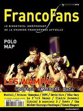 FrancoFans n°18 - août/sept 2009
