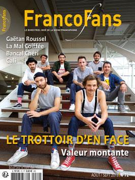 FrancoFans papier n° 72