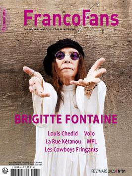 FrancoFans papier n° 81