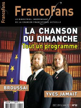FrancoFans n°32 - déc 11/jan 12