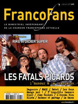 FrancoFans n°05 - juin/juil 2007