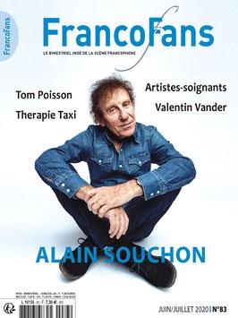 FrancoFans papier n° 83