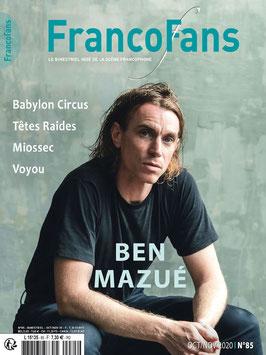 FrancoFans papier n° 85