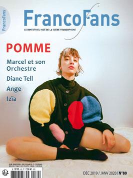 FrancoFans papier n° 80