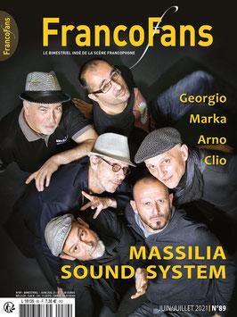 FrancoFans papier n° 89