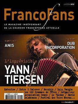 FrancoFans N°23 - juin 2006