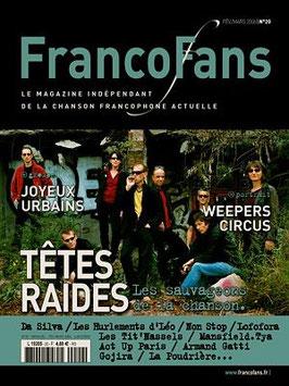 FrancoFans N°20 - fév/mars 2006