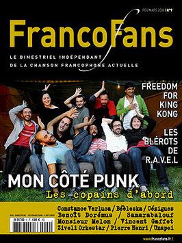 FrancoFans n°09 - fév/mars 2008