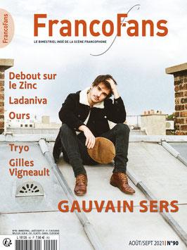 FrancoFans papier n° 90
