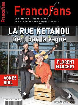 FrancoFans n°45 - fév/mars 2014