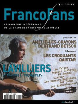 FrancoFans N°14 - juillet 2005
