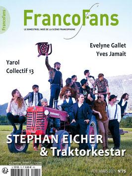 FrancoFans papier n° 75