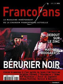 FrancoFans N°21 - avril 2006