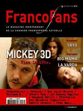 FrancoFans N°17 - novembre 2005