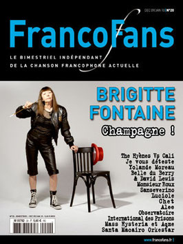 FrancoFans n°20 - déc 09/jan 10
