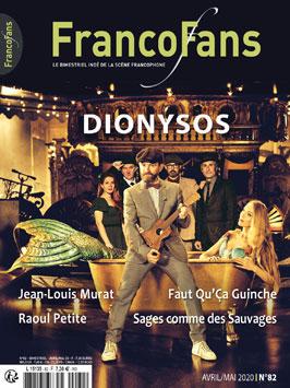 FrancoFans papier n° 82