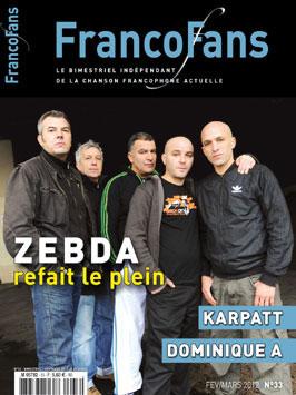 FrancoFans n°33 - fév/mars 2012