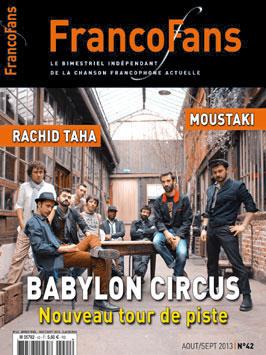 FrancoFans n°42 - août/sept 2013