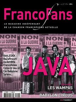 FrancoFans N°04 - juillet 2004