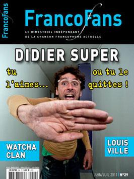 FrancoFans n°29 - juin/juillet 2011