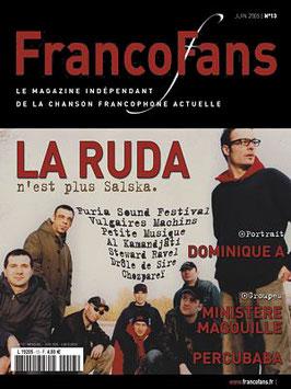 FrancoFans N°13 - juin 2005