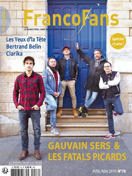 FrancoFans papier n° 76