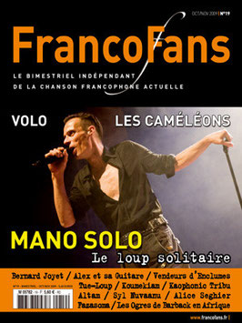 FrancoFans n°19 - oct/nov 2009