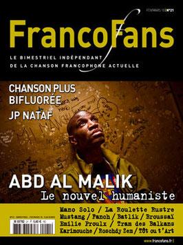 FrancoFans n°21 - fév/mars 2010