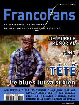 FrancoFans n°23 - juin/juil 2010
