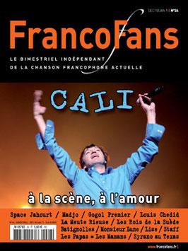 FrancoFans n°26 - déc 10/jan 11