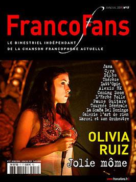 FrancoFans n°17 - juin/juil 2009