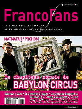 FrancoFans n°06 août/sept 2007