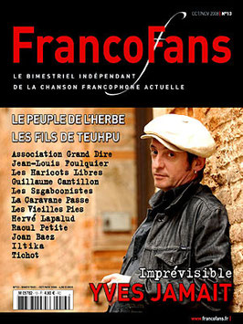 FrancoFans n°13 - oct/nov 2008