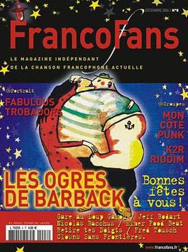 FrancoFans N°08 - décembre 2004